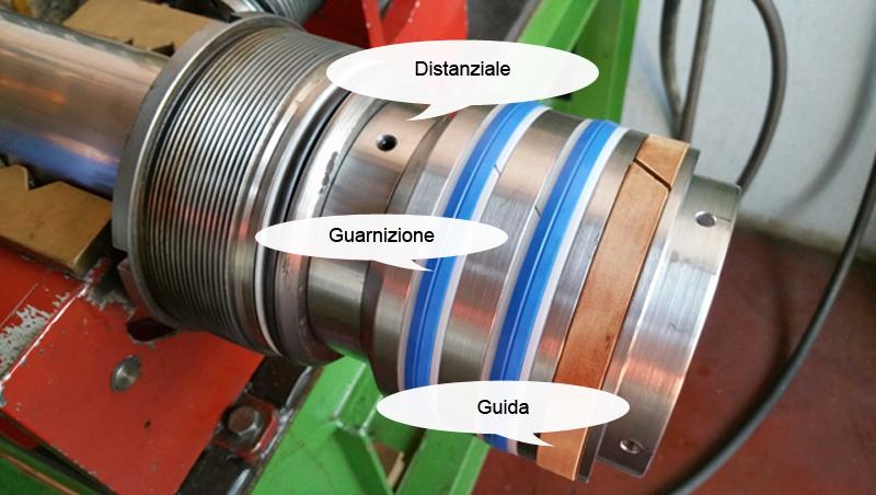 Etwas Neues genug Reparaturen von Hydraulikzylindern für Kran Palfinger - Omas &PY_44